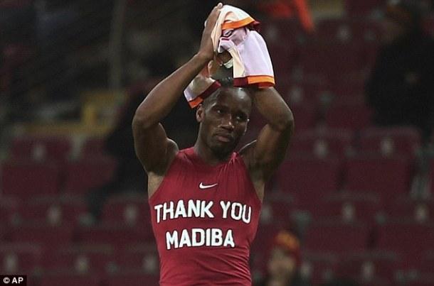 Drogba: Thank You Madiba